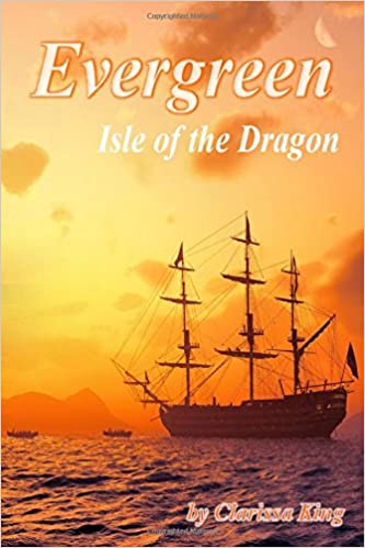 Book Evergreen: Isle of the Dragon: Volume 2