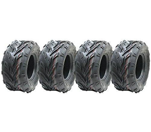 4- 18x9.50-8 ATV Reifen Quad Anhänger 18 950 8 Reifen Dirt Trail E markierte Straße legal