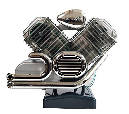 (Trends UK Build Your Own V-Twin Motorcycle Engine)