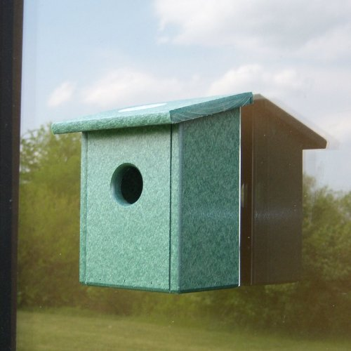 Songbird Essentials Friendly Recycled Birdhouse