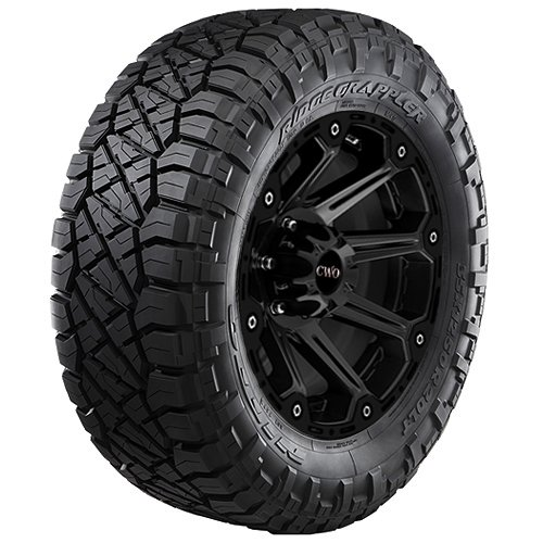 Nitto Ridge Grappler All-Terrain Radial Tire - LT275/70R18 125E (Nitto Tires)
