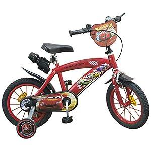"""Toims Cars Vélo Enfant 14"""" - 3/5 Ans 9"""