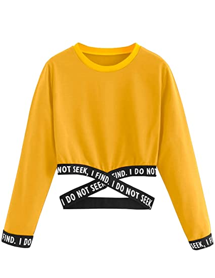 Frauen Sweatshirts Bauchfreie Sweatshirts   adidas AT