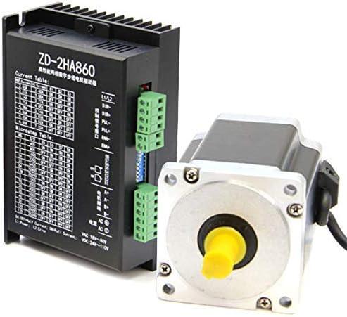 LKB-KB ZD-2HA860ステッピングモータドライバの設定4nmのドライバセット モータードライバー