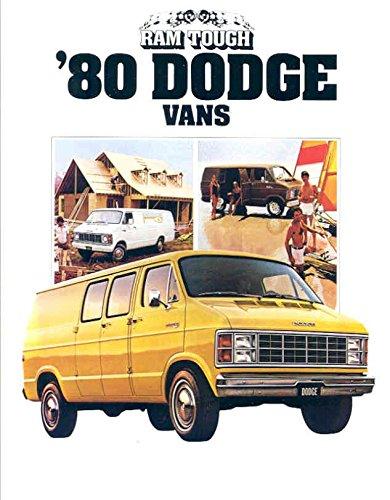 1980 Dodge B100 B200 B300 Van Truck (Dodge B300 Van)