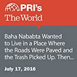 Baha Nababta Wanted to Live in a Place Where the Roads Were Paved and the Trash Picked Up. Then He Was Murdered | Daniella Cheslow