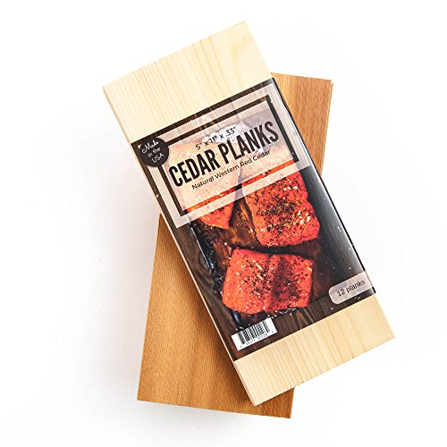 Cedar Grilling Planks Pack Western product image