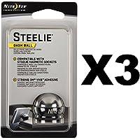 Nite Ize Stdm-11-R7 Steelie Dash Ball Mount