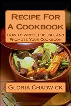 how to make a cookbook to sell
