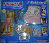 Amazing Ally Let's Play Ballerina Play Set