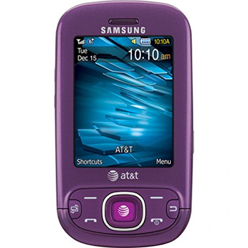 amazon com samsung strive a687 at t purple cell phones accessories rh amazon com SGH- A777 Charger Samsung SGH A687 Strive