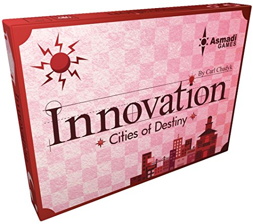 Innovation: Cities of Destiny Third Edition