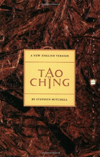 Cover of Tao Te Ching: A New English Version