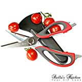 Best Kitchen Scissors With Magnetic Holders - Kitchen Shears Heavy Duty Ultra Sharp - Multipurpose Review