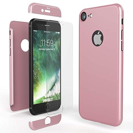 coque integrale iphone 8 rose