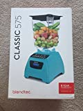 Blendtec Classic 575 Caribbean Blender with FourSide Jar