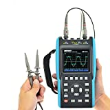 all-sun 2 in 1 Handheld Oscilloscope with Color Screen Scope Digital Multimeter DMM Meter