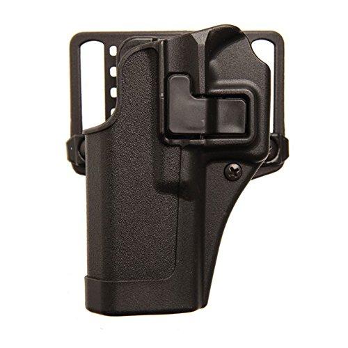 BLACKHAWK! SERPA Concealment Holster - Matte Finish, Size 31, Left Hand (Springfield XD Sub Comp.)