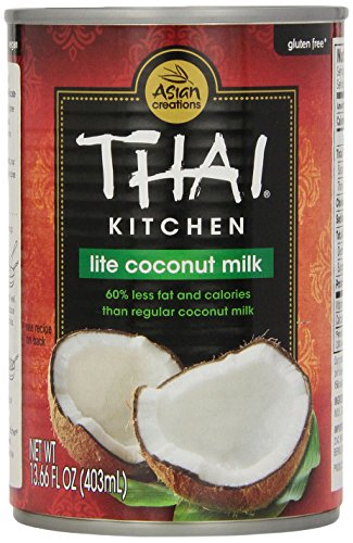 Thai Kitchen Pure Coconut Milk Lite, 14 oz by Thai Kitchen