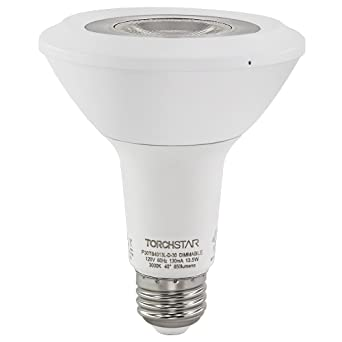 Dimmable long neck par30 led light bulb ul listed cob spotlight dimmable long neck par30 led light bulbul listed cob spotlight 75w halogen mozeypictures Image collections