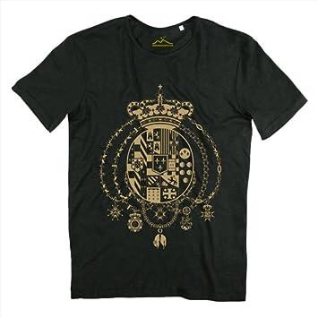 Tà-Ttà Napoli Camiseta - Reino De Due Sicilie Golden Edition - Il ...