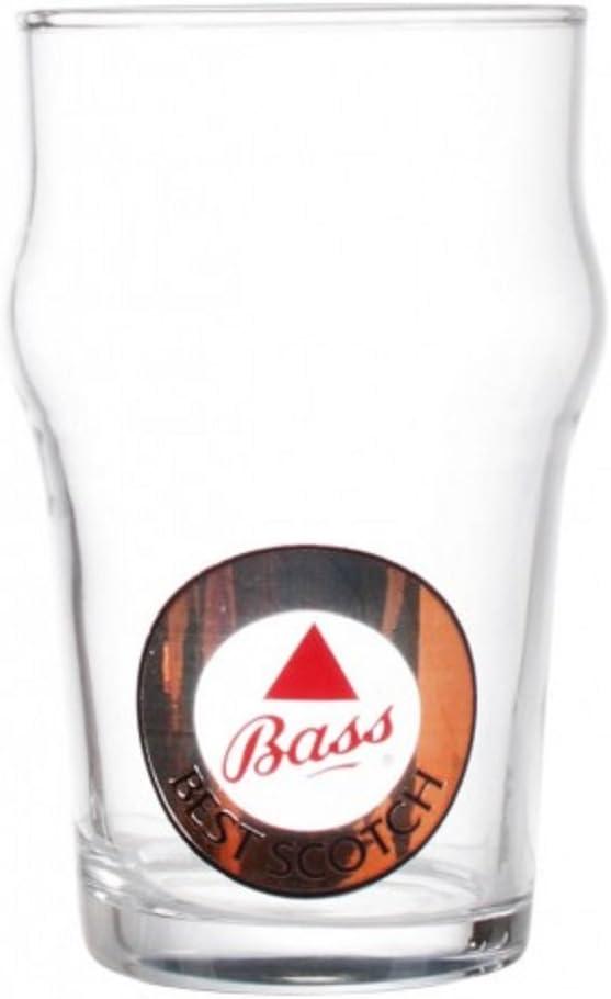 Vaso Pinta cerveza Bass Best Scotch cl. 40Set 6Pz.