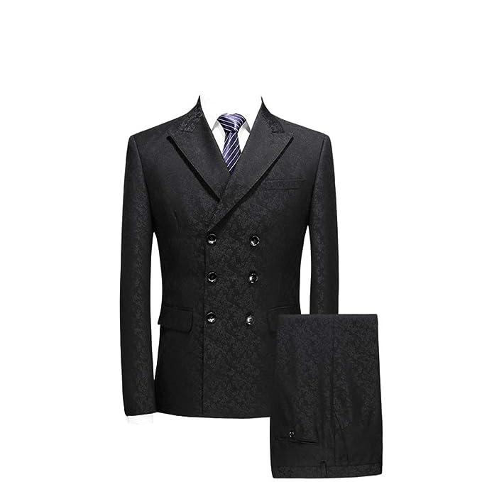 Amazon.com: UNINUKOO - Vestido clásico de 3 piezas para ...