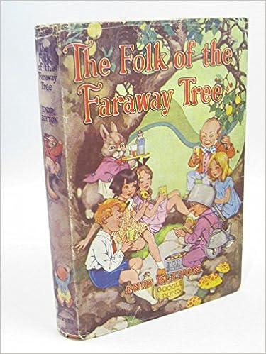Book The Folk of the Faraway Tree