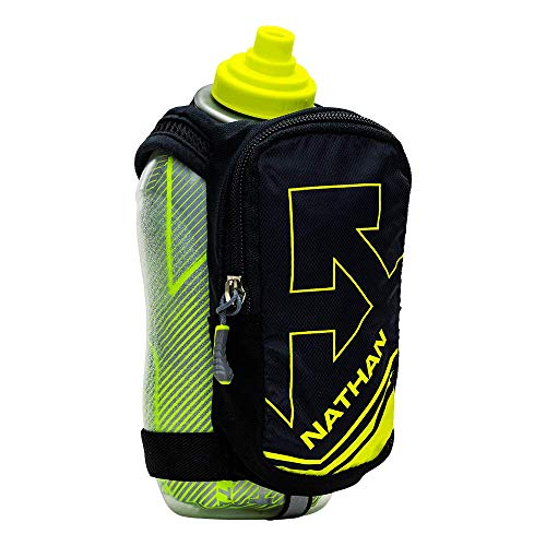 Nathan SpeedDraw Plus Insulated Black/Yellow