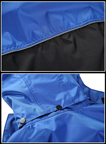 Piumino Alpinismo Del Maschio Impermeabile Vestito Outdoor Spaccatura Sottile Di Estate Unisex A Raincoat Dei Pantaloni Corpo 6BErw6x