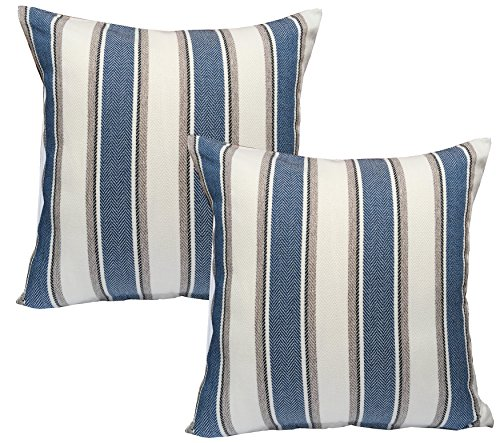 Blue Accent Stripe - 9
