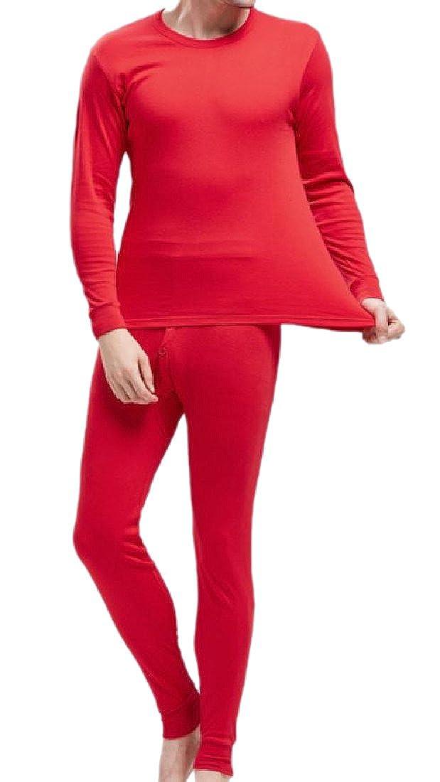 RDHOPE-Men 100% Cotton Solid Comfort Soft Thermal Shirt/Pant 2PC
