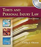 Bundle: Torts and Personal Injury Law, 4th + Paralegal Online Courses - Torts on Blackboard® Printed Access Card : Torts and Personal Injury Law, 4th + Paralegal Online Courses - Torts on Blackboard® Printed Access Card, Okrent, Cathy, 1435477669