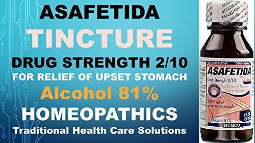 Asafetida Tincture - 1 Oz
