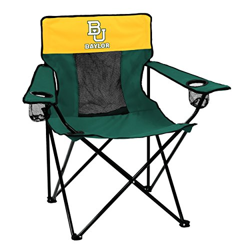 - Logo Brands 111-12E Collegiate Baylor Bears Elite Chair, Green