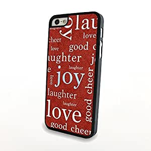 English Letters Print Case For Apple Iphone 4/4S Case Cover Plastic Phone Matte Cover Hard Protector Shell Red - Can Customize Model and Pattern