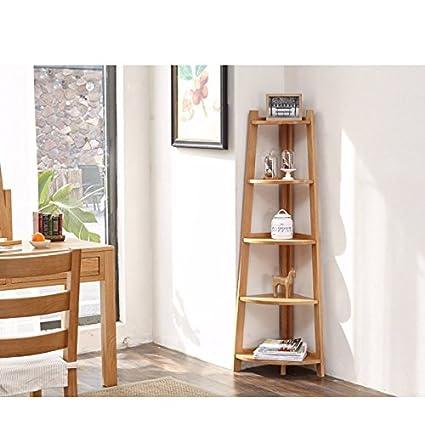 Joo Tutti gli scaffali in legno massello soggiorno espositore da ...