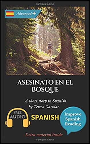 Amazon.com: Asesinato en el bosque: Learn Spanish with ...