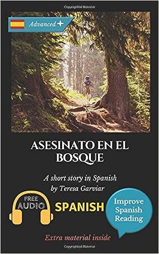 Amazon.com: Asesinato en el bosque: Learn Spanish with ...