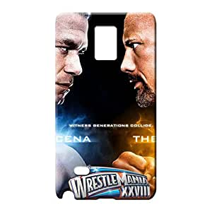 samsung note 4 case Snap-on trendy mobile phone covers wrestlemania wrestling entertainment