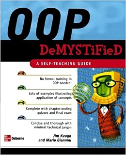 OOP Demystified 1st (first) by Keogh, Jim, Giannini, Mario (2004)