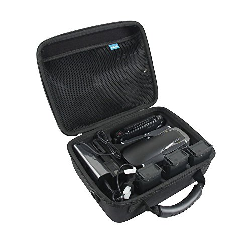 Anleo Hard Carry-All Case for DJI Mavic Air Fly More Combo Portable Quadcopter Drone by Anleo