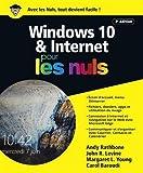 Windows 10 et Internet 4e pour les Nuls, grand format