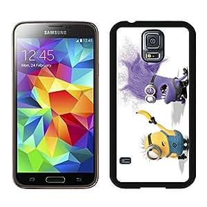 Easy Set Despicable Me 14 Black Samsung Galaxy S5 Case