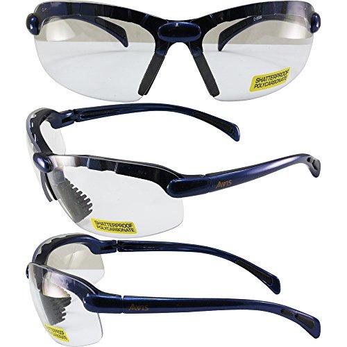 avis-c-2000-safety-glasses-blue-frames-clear-lens-ansi-z871