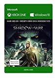 Middle-Earth: Shadow Of War - The Blade Of Galadriel Story Expansion - Xbox One / Windows 10 [Digital Code]