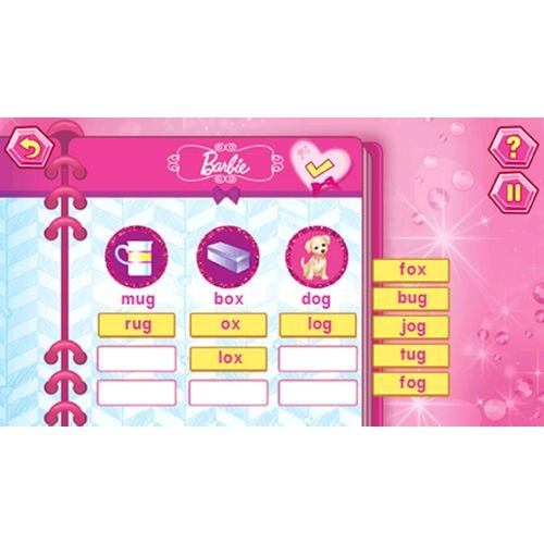 LeapFrog Learning Game: Barbie Malibu Mysteries (for LeapPad Tablets and LeapsterGS) by LeapFrog (Image #6)