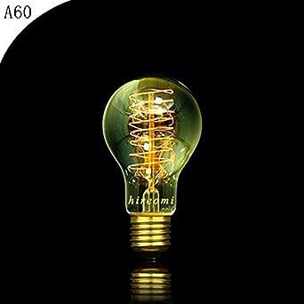 2PCS, riesige Kugel-Glühlampe E27 40 W Retro- Armband-warme weiße ...