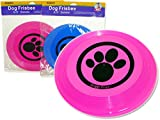 FRISBEE 8.75'' DIA RED, BLUE HC+OPP , Case of 96