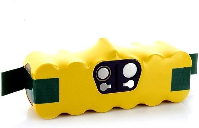 Forrat Reemplazo para iRobot Roomba 3500mAh 500 Batería de Repuesto Series Roomba Vacuum Cleaner 500 505 510 520 521 600 620 630 700 760 770 776 780 790 800: Amazon.es: Hogar